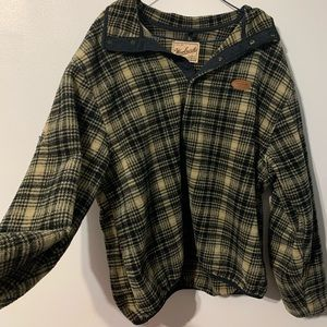 Woolrich classic plaid vintage Woolrich sweater